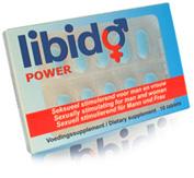 Gebruik van Libido Power